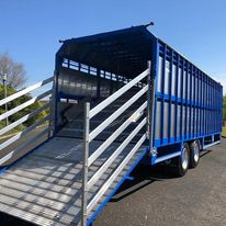 Hogg Engineering 24ft Livestock Trailer