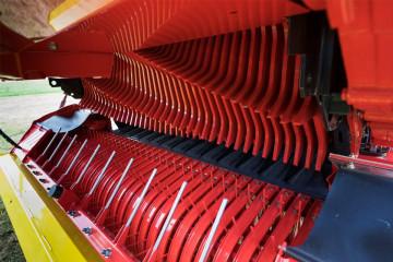 PÖTTINGER JUMBO 6020 L COMBILINE Combined Rotor Loader Wagon