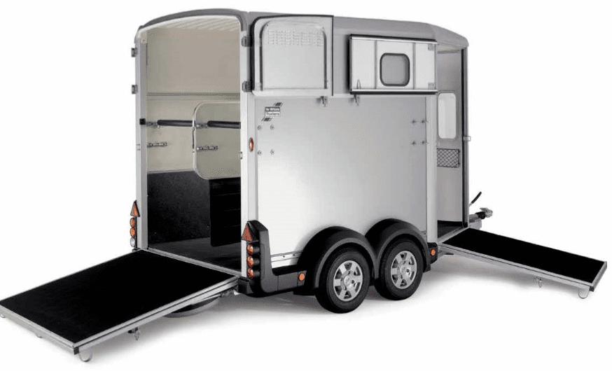 Ifor Williams HB511 Horsebox Trailer