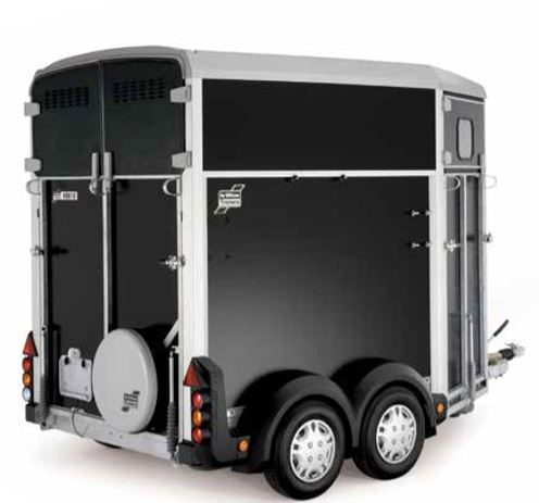 Ifor Williams HB506 Horsebox Trailer