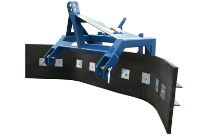 Fleming Agri Big Blue All Rubber Scraper