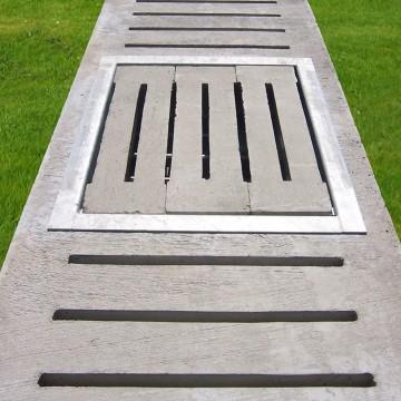 Creagh Concrete 2500mm Saftey Manhole