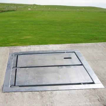 Creagh Concrete 2200mm Saftey Manhole
