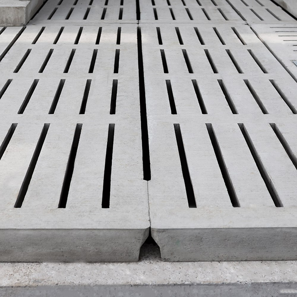 Creagh Concrete 2300mm Cattle Single 6 Rib Slats