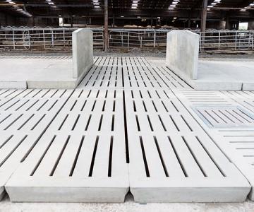 Creagh Concrete 3950mm Cattle 6 Rib Slats