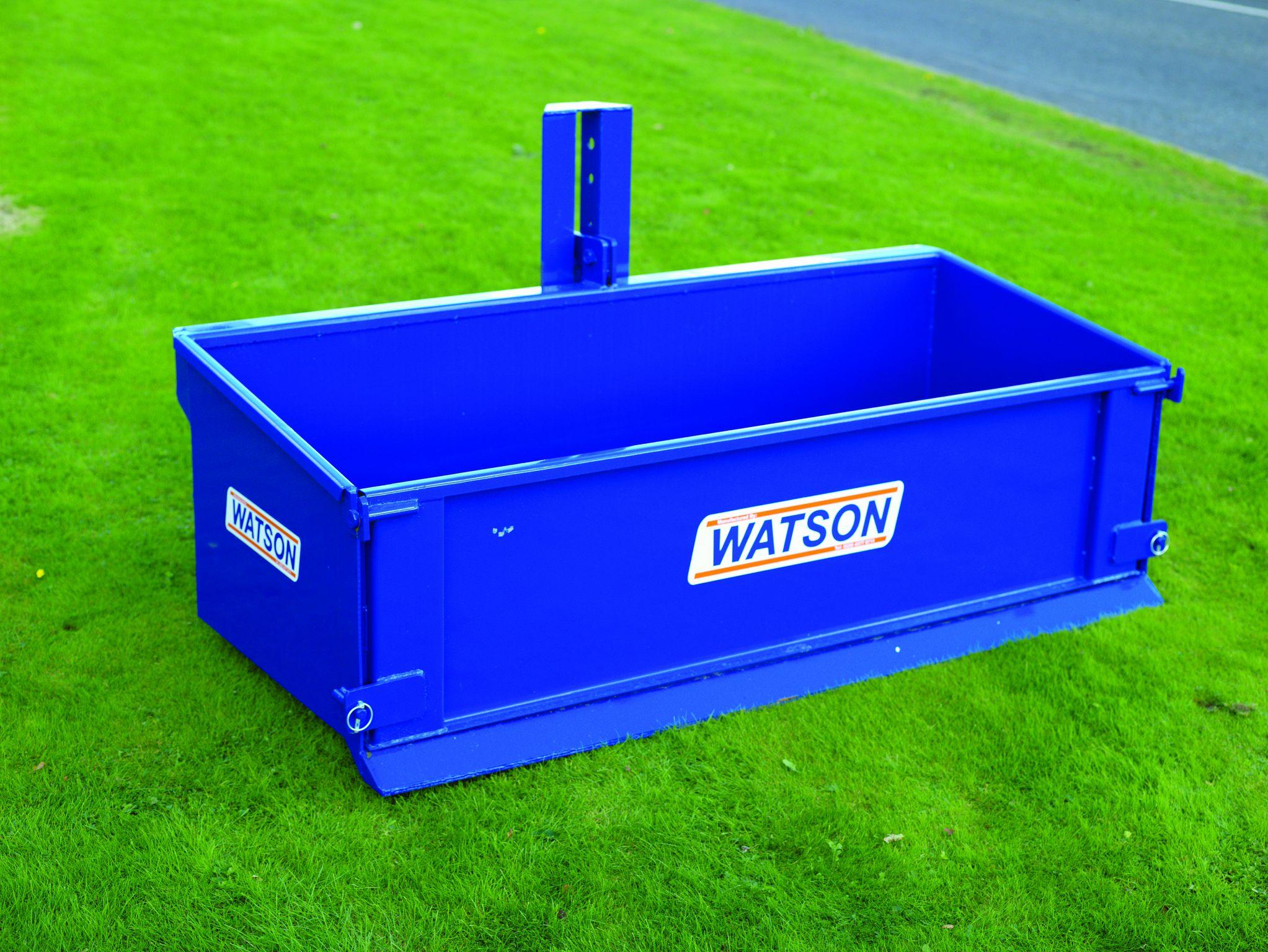 Walter Watson 5ft Heavy Duty Tipping Transport Box