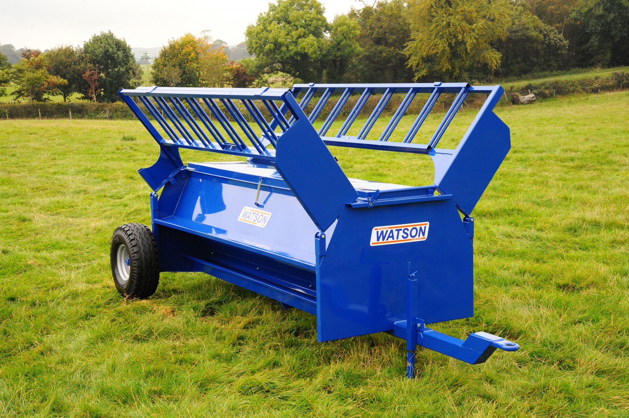 Walter Watson 10ft Mobile Hogget Feeder
