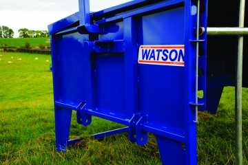 Walter Watson Calf Creep Feeder
