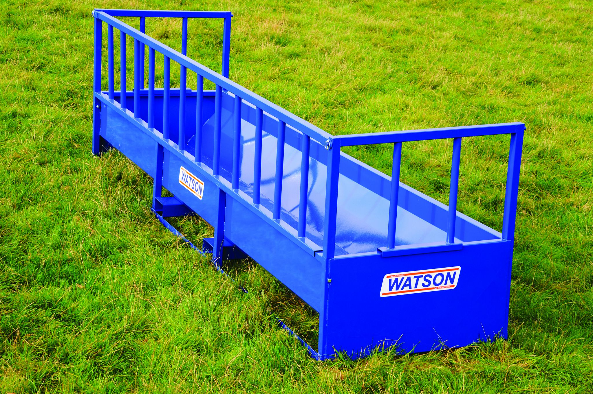 Walter Watson 15ft Barrier Trough Feeder