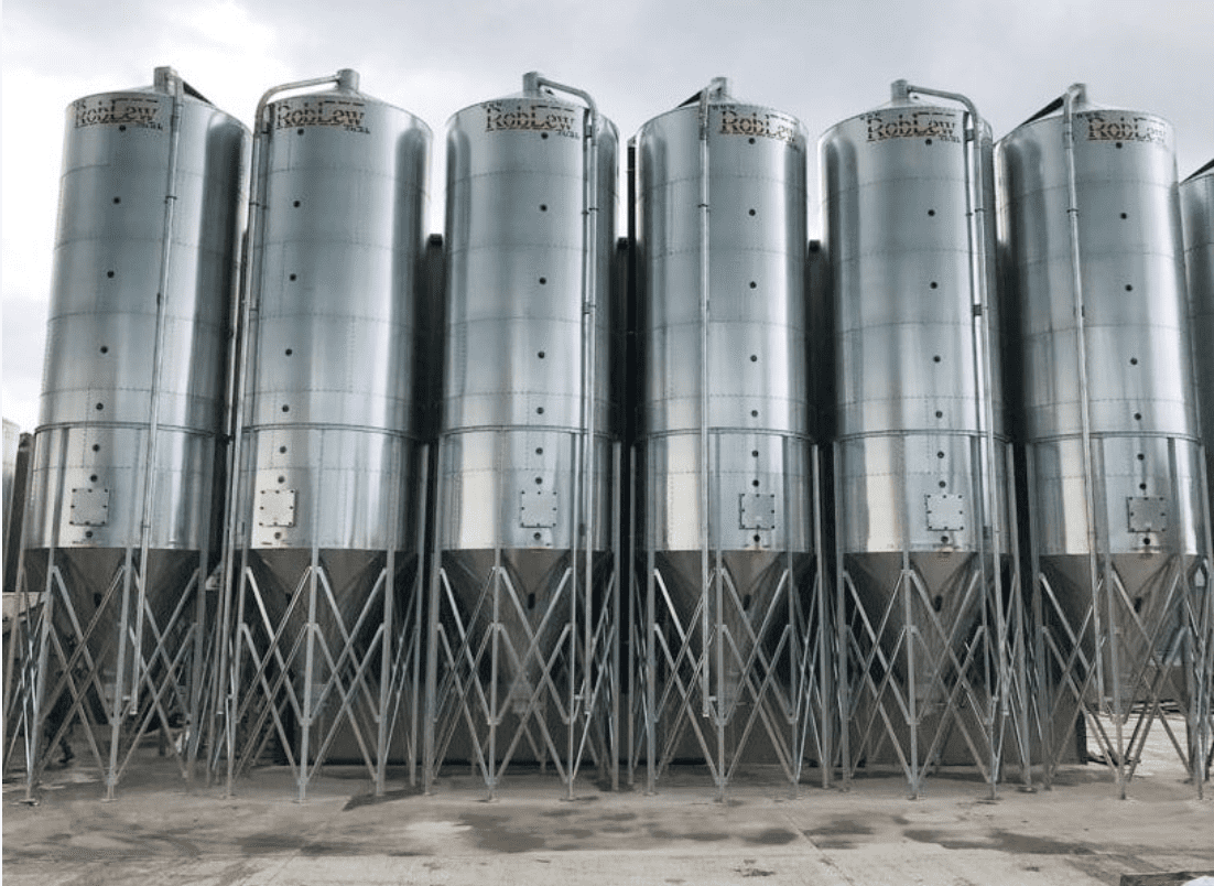 Silo bins - A buyers guide with top tips from Roblew