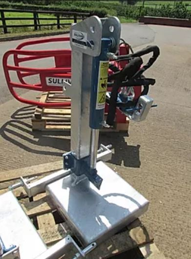Sullivans Engineering 10 Tonne SU10 Log Splitter