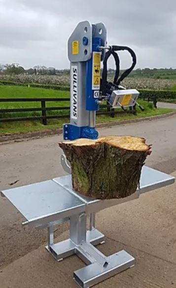 Sullivans Engineering 16 Tonne SU16 Log Splitter