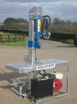 Sullivans Engineering 16 Tonne SU16ENG Log Splitter