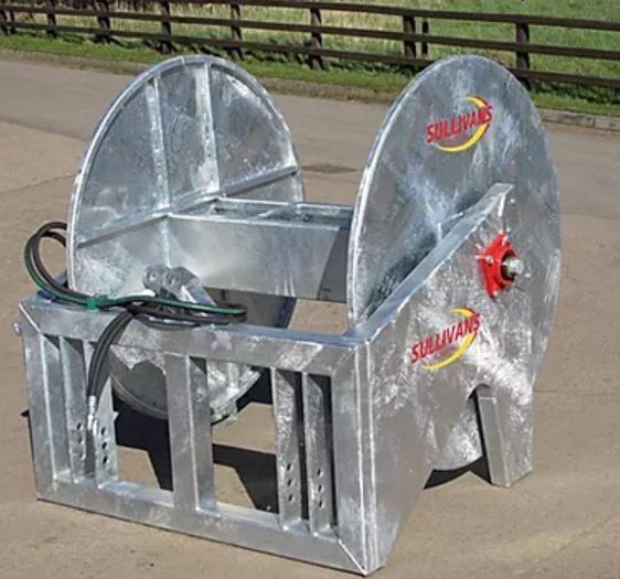 Sullivans Engineering 800mtr Front Mounted Hose Realer