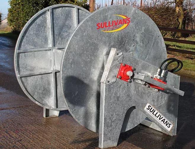 Sullivans Engineering 600mtr Front Mounted Hose Realer