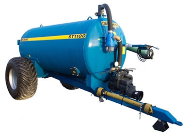 Fleming Agri 1100G Non-Recessed Tanker