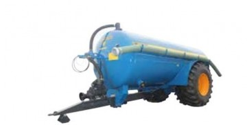 Fleming Agri 2500G Recessed Cranked Axle Tanker