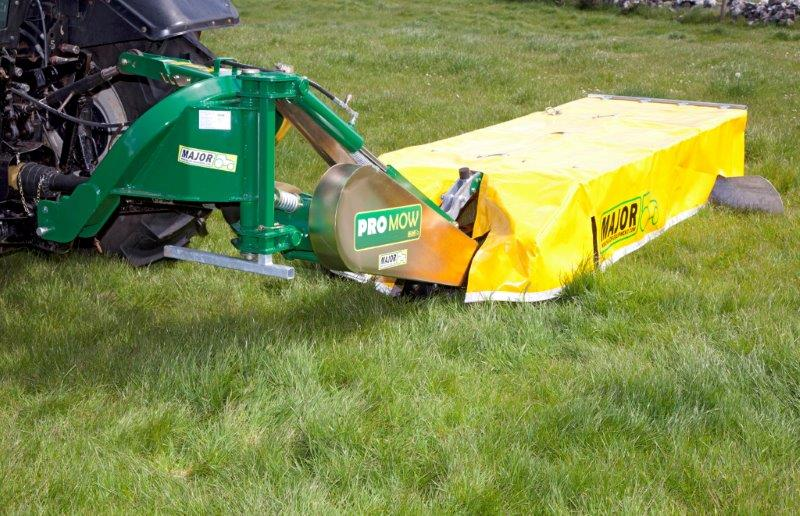 Major MJ50-270ProMow Mower