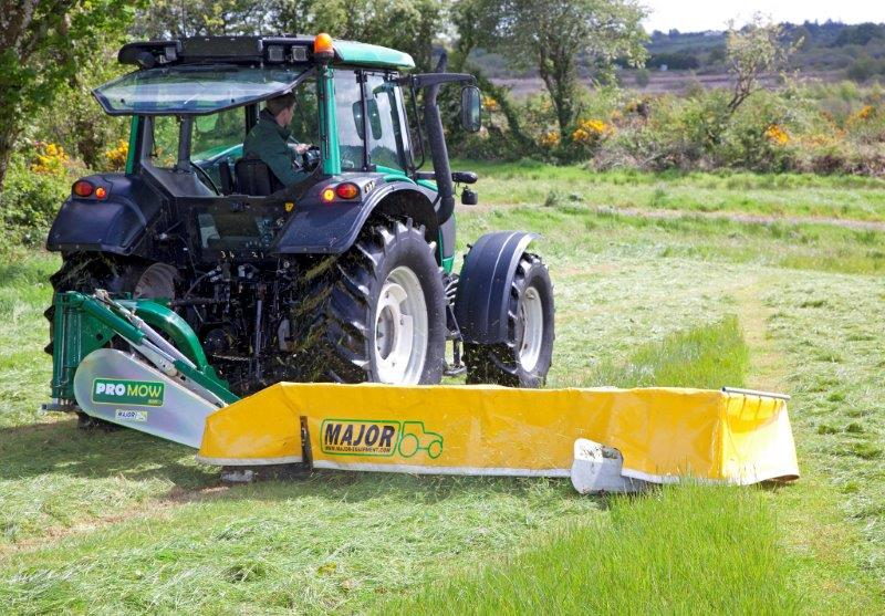Major MJ50-240 Disc Mower