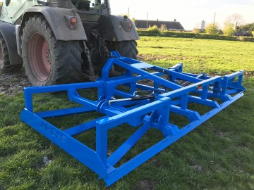 MDE Machinery 14ft Land leveller