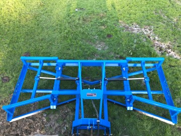 MDE Machinery 12ft Land leveller