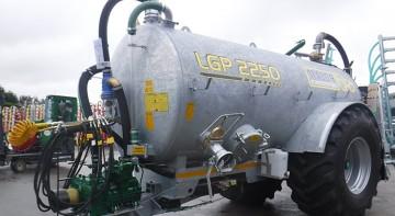 Major Contractor LGP Slurry Tanker 2250G (MA2250LGP)