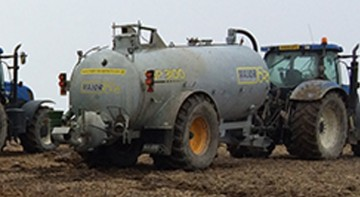 Major Contractor LGP Slurry Tanker 3100G (MA3100LGP)