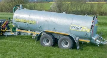 Major Tandem Axle Slurry Tanker 4000G (MA4000TDM)