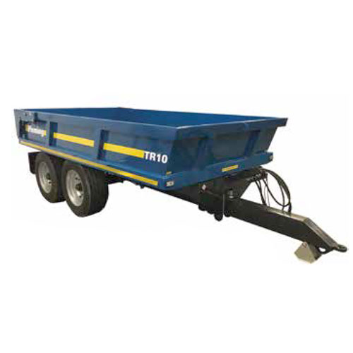 Fleming Agri 10 Tonne TR10HD Dump Trailer