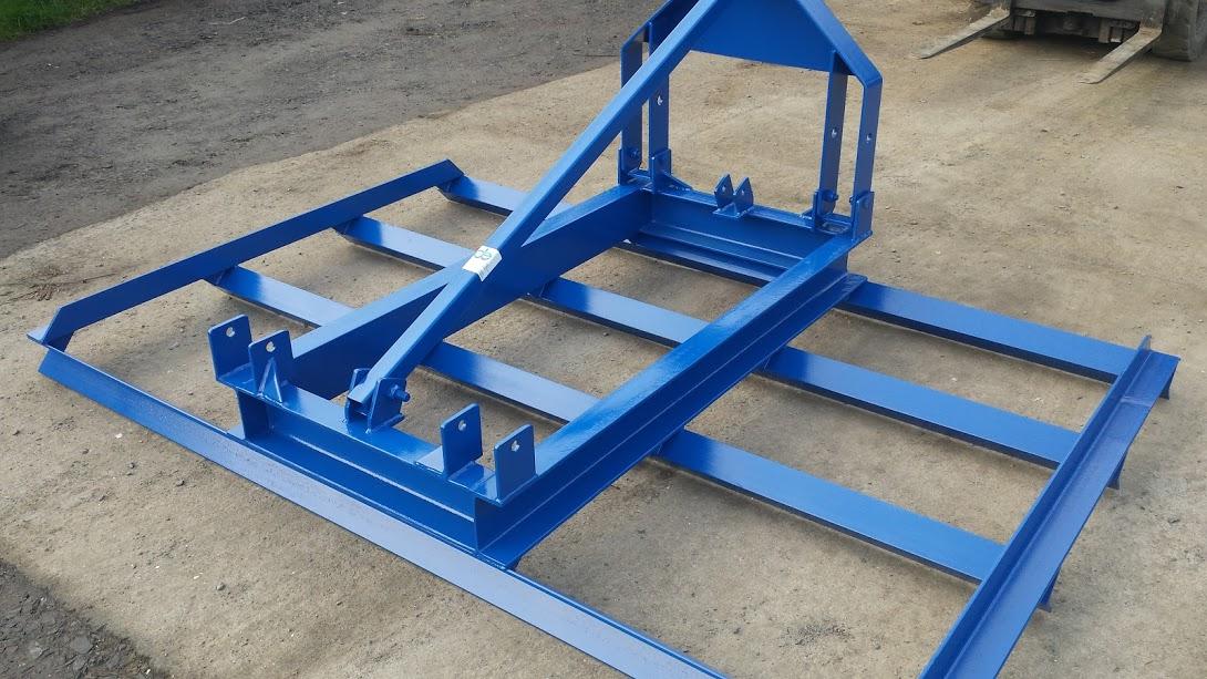 Dowd Engineering 12ft Land Leveller
