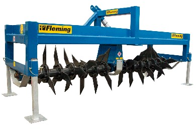 Fleming Agri 8ft Aerator