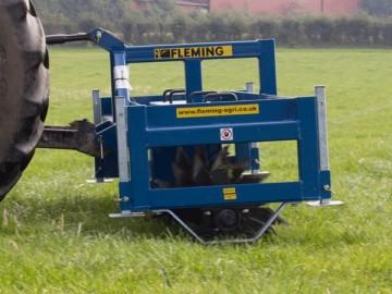 Fleming Agri 10ft Aerator