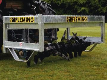 Fleming Agri 5ft Aerator