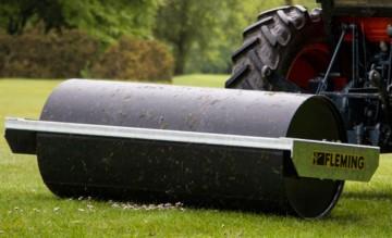Fleming Agri 1.5m D Bar Compact Land Roller