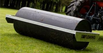 Fleming Agri 2m D Bar Compact Land Roller