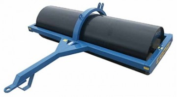 """Fleming Agri 3m x 35"""" x 12mm Trailed & 3 Point Linkage Land Roller"""
