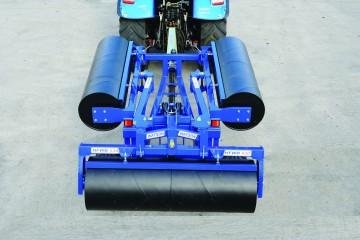 Walter Watson 6.3m Hydraulic Folding Water Ballast Land Roller