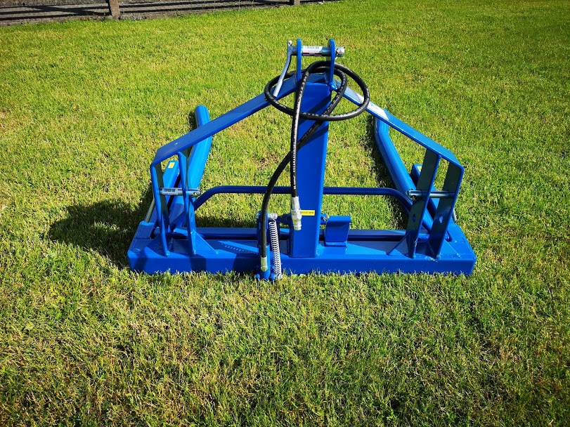 Dowd Engineering Single Bale Hydraulic Lifter