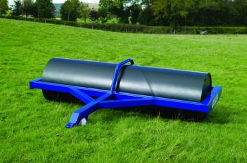 "Walter Watson 10ft x 36"" x 14mm Water Ballast Land Roller"