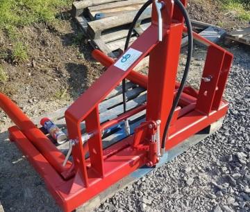 Dowd Engineering Single Bale Hydraulic Lifter