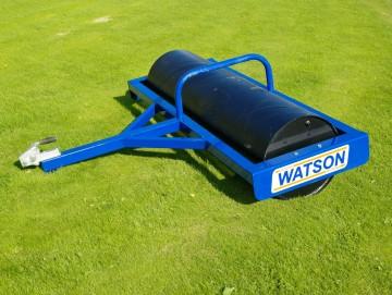 "Walter Watson Compact 6ft x 20"" x 6mm Water Ballast Land Roller"