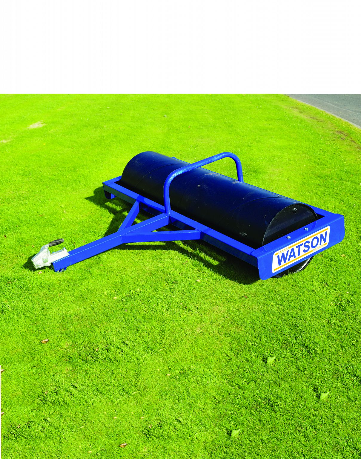 "Walter Watson Compact 5ft x 20"" x 6mm Water Ballast Land Roller"