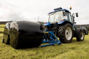 Fleming Agri 3 Point Linkage Bale Handling Equipment