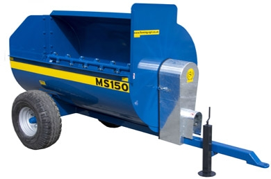 Fleming Agri MS 150 Muck Spreader