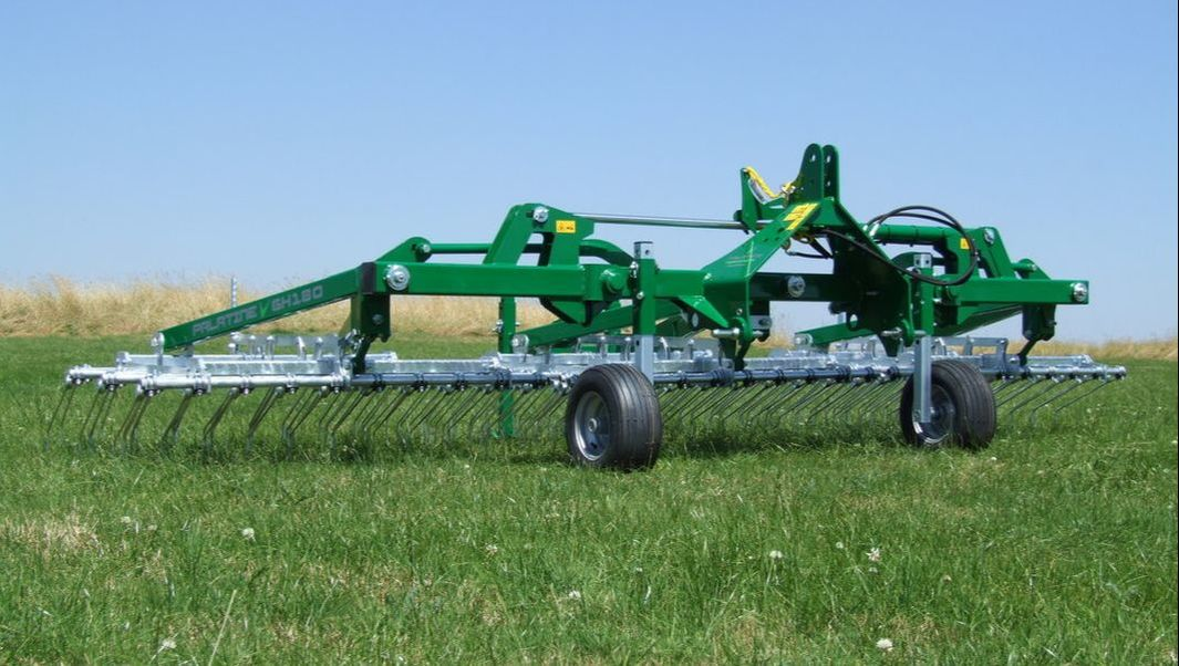 Palatine 3m GH120 Grass Harrow