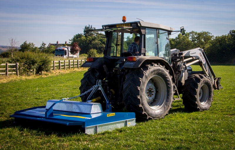 Fleming Agri Front Mounted Super 900 In-Line Topper TOP9HDOF