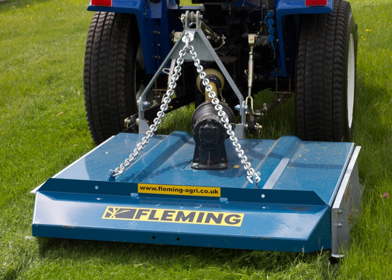 Fleming Agri 6ft Semi Offset Topper TOP6