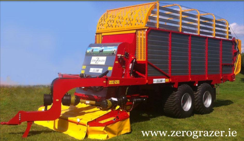 ZG100 from Zero Grazer