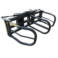 Fleming Agri Double Bale Grabber