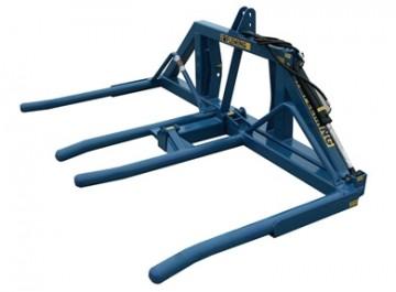 Fleming Agri Hydraulic Double Bale Transporter